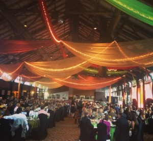 Fall Festival of Hope at the Depot in downtown Minneapolis