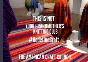 #RedefineCraft, American Craft Council